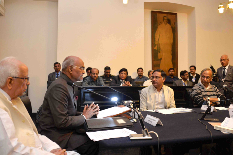 ADDRESS BY THE PRESIDENT OF INDIA, SHRI RAM NATH KOVIND AT THE 'VIGYAN CHINTAN-