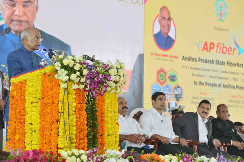 ADDRESS BY THE PRESIDENT OF INDIA, SHRI RAM NATH KOVIND ON THE OCCASION OF DEDIC