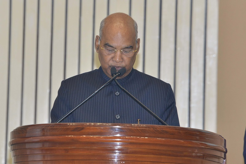 ADDRESS BY THE PRESIDENT OF INDIA, SHRI RAM NATH KOVIND ON THE OCCASION OF HUMAN