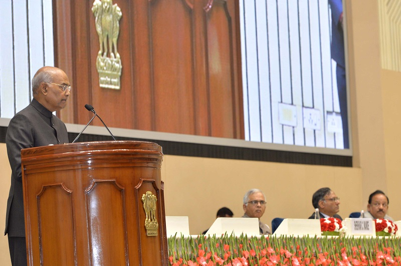 ADDRESS BY THE PRESIDENT OF INDIA, SHRI RAM NATH KOVIND AT THE NATIONAL SCIENCE